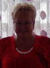 Natalya, 63, Russia, Novosibirsk