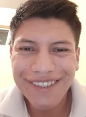 Aldair , 20, Guatemala, La Esperanza