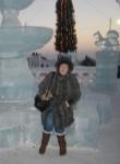 Marina , 60  , Omsk