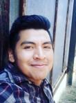 Aris Az , 27  , Guatemala City
