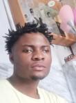 Pedro Tshimpaka , 24  , Kinshasa