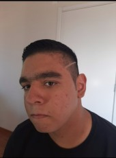 Yorran , 19, Brazil, Londrina