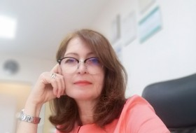 Yuliya, 51 - Just Me
