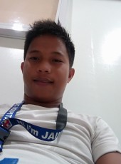 Jayar, 22, Philippines, Cebu City