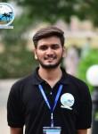 Talha Ahmed, 20, Karachi