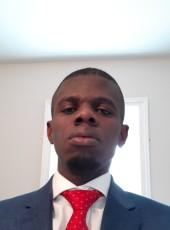 NGBANGANDIMBO, 29, Canada, Montreal