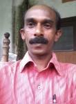 Roy, 48 лет, Kochi