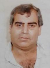 Ali, 60, Israel, Qiryat Ata