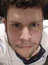 Alan, 20, Brazil, Cambui