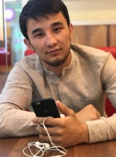 Komil, 23, Россия, Люберцы