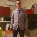 Matteo, 25  , Crescentino