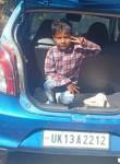 Raja, 55, New Delhi