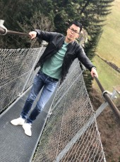 Zhou, 27, Switzerland, Bern