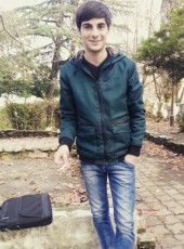 Timur, 26, Abkhazia, Sokhumi