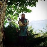 bowmaster, 38  , Narni