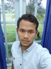 Budi Kusuma, 23, Indonesia, Martapura