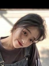 小米, 22, China, Douliu