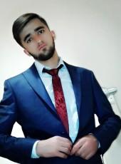 Khabib, 22, Russia, Moscow