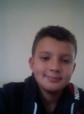 damjan, 18, Bosnia and Herzegovina, Trebinje