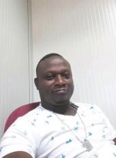 Gerald, 33, Haiti, Port-au-Prince