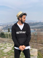 Fehmi, 23, Turkey, Istanbul