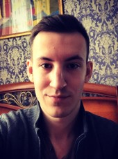 Egor, 26, Russia, Moscow