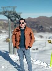 Elvin, 25, Azerbaijan, Baku