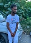 Junior frazer, 23, Kingston