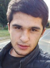 Amir, 22, Russia, Moscow