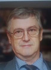 mikhail vorobyev, 69, Russia, Saint Petersburg