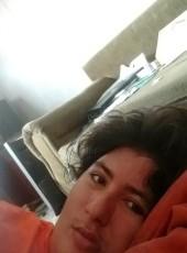 Roni Peterson, 33, Brazil, Brasilia