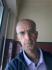 Abdelkrim, 68, Morocco, Casablanca