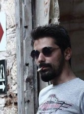 Cem, 31, Turkey, Istanbul