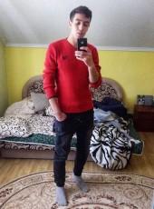 Діма, 20, Україна, Чернівці