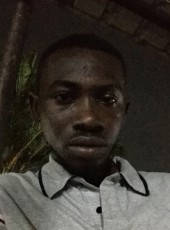 ADELEKE , 18, Nigeria, Ibadan