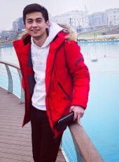 Durbek, 23, Russia, Moscow