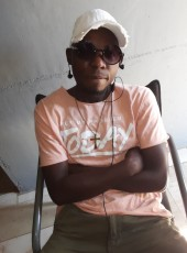 Richard Mbari, 21, Namibia, Windhoek