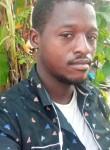 Emmanuel, 30  , Kinshasa