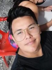 Paco bastidas, 18, Ecuador, Santo Domingo de los Colorados