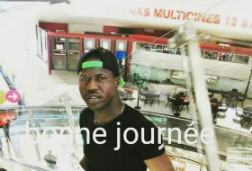 Sidibé, 18 - Just Me