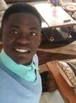 Auguste, 24  , Lubumbashi