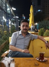İbrahim, 28, Turkey, Ankara
