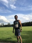 Omid , 29, Wigan