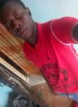 Bouba, 25  , Ouagadougou