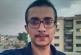 Shoaib, 18 - Just Me