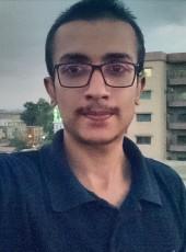 Shoaib, 18, Pakistan, Hyderabad
