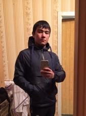 ибрагим, 23, Россия, Якутск