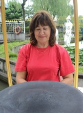 Elena, 60, Russia, Khabarovsk