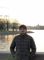 danil, 33, Russia, Moscow