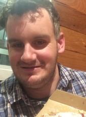 Roger Brooks, 36, Australia, Melbourne